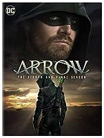 Arrow: The Eighth and Final Season [DVD]