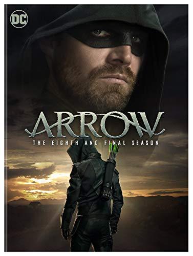 Arrow: The Eighth and Final Season (DVD)