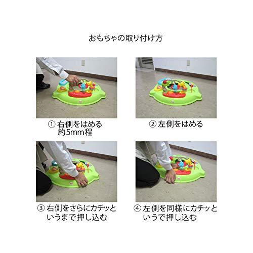 フィッシャープライスレインフォレストジャンパルーII【日本正規品】3か月~DTD91