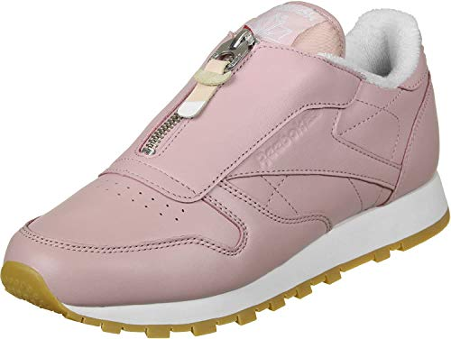Reebok Classic Leather Zip, Zapatillas para Mujer