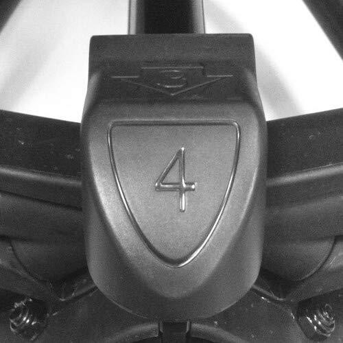 Quinny Zapp Xtra 2.0 Fußpedal 3-4 - schwarz