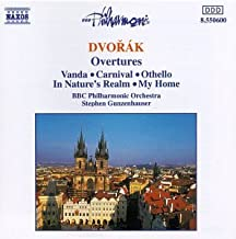 Dvorak: Overtures / Vanda / Carnival / Othello / In Nature's Realm / My Home