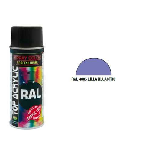 Spray Lilla Bluastro Ral4005