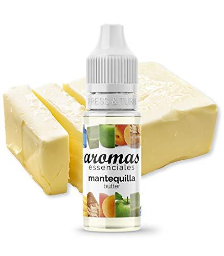 Essenciales - Aroma de Mantequilla concentrado - 10 ml
