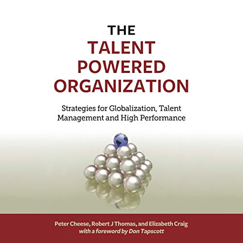 The Talent Powered Organization cover art