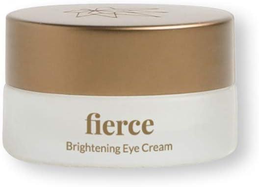 Crema de ojos vegana con ingredientes naturales y ácido hialurónico 10ml - Probada dermatológicamente, clasificada como