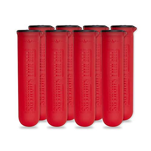 Bunkerkings ESC Paintball Pods - 8 Pack - Red