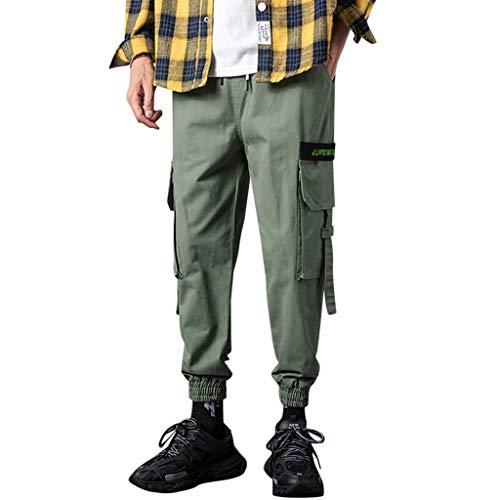 Schwarze Hose Mann Kleid Hose Carhartt Mann Hose Hippie Baby Jeans Hose Mann schlank sportbekleidung Mann 4XL Tennis Hose abnehmbare Hose Mann