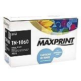 Maxprint Cartucho de Toner Compatível Brother TN-1060 No.TN-1060, Preto