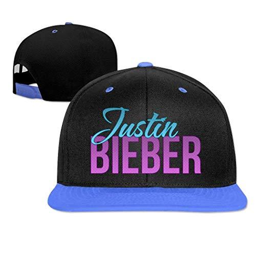 Justin Bieber Fashion Theme Fashion Adjustable Hip-Hop Cap