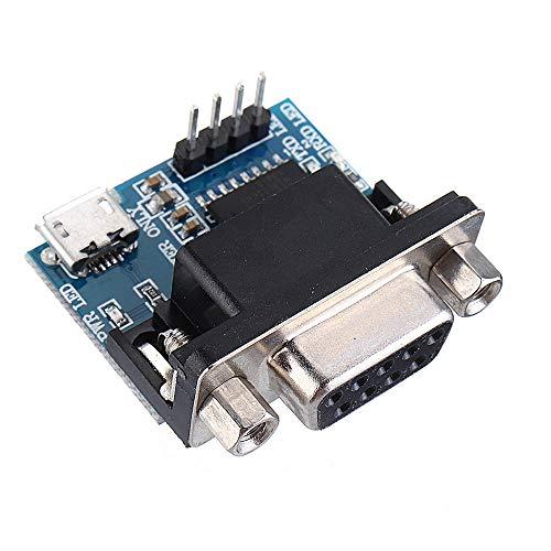 Módulo electrónico 3pcs RS232 a TTL de serie del módulo del convertidor...