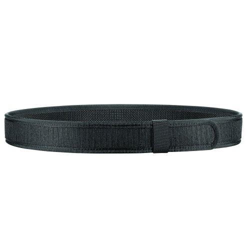 Bianchi 8105 Nylon Liner Belt - Hook - Black, Waist Size 28-34in,