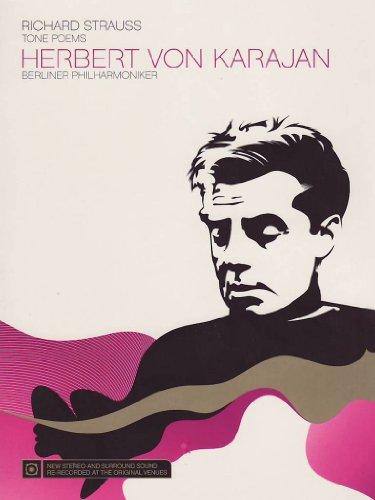 Herbert von Karajan - Strauss: Sinfonische Dichtungen (3 DVDs)