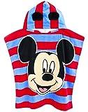 Disney Mickey Mouse Unisex Poncho Badetuch Kinder Mädchen Jungen