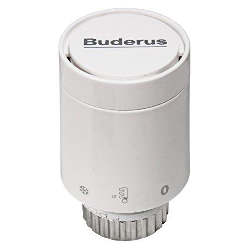 Buderus Logafix Thermostatkopf BH1-W0 für Buderus Thermostatventile