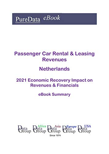 Passenger Car Rental & Leasing Revenues Netherlands Summary: 2021 Economic Recovery...