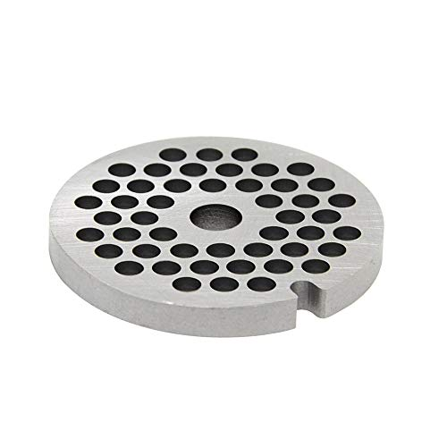 Sankuai 1pc 4.5mm Meat Grinder Grille Disc Stainless Lattice Mincer Plate Spare Parts For Bosch 620950 MFW1501 MFW1550 MUM4 MUM5 MUZ4FW1