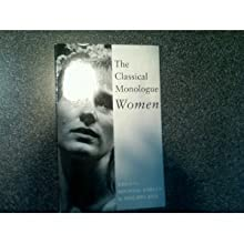 The Classical Monologue, Women