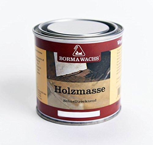 Fertige 1K Holzmasse aus Echtholzmehl hergestellt (750ml, 146 - Wenge) (250ml, Kiefer - 05)