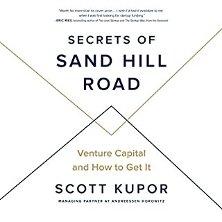 Secrets of Sand Hill Road cover art