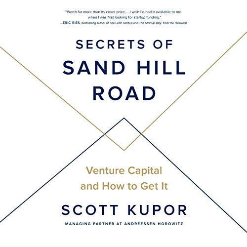 Couverture de Secrets of Sand Hill Road