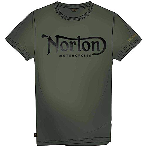 Norton Camiseta Surtees Verde Militar