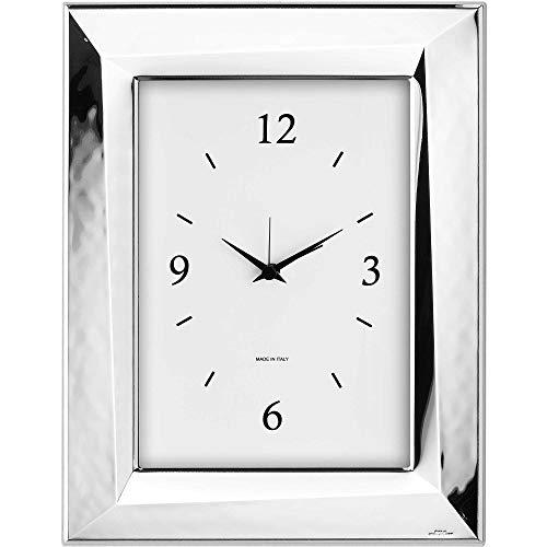 Reloj de mesa Valenti Argenti elegante cód. 52056 3XORLBI