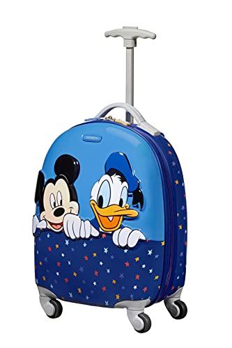 Samsonite Disney Ultimate 2.0 - Bagaglio per bambini, 46.5 cm, 20.5 L, Multicolore (Mickey and Donald Stars)