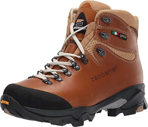 Zamberlan VIOZ Lux GTX RR Backpacking Boot - Women's Waxed Camel, 8.0