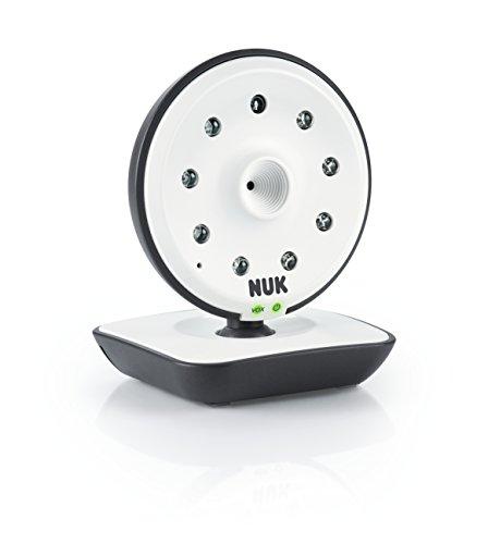Nuk Einzelkamera für Das Eco Control Video Display 550vd Digitales Babyphone, 1 Stück, mehrfarbig