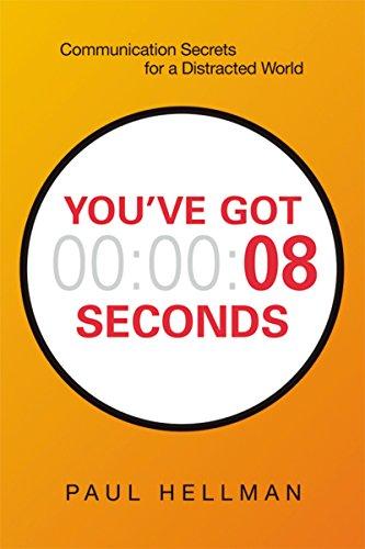 You've Got 8 Seconds - Elevator Speeches