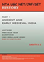 UGC NTA NET/JRF History (Ancient and Early Medieval India) Chapter Wise Previous Year Questions (Dec 2004-June 2020)