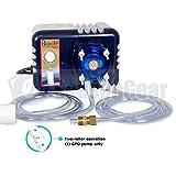 Rola-Chem 543709 RC252SC Chemical Feed Pump, 1 GPD, 120V Cord