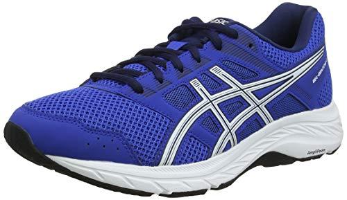 Asics Gel-Contend 5, Zapatillas de Running para Hombre, Azul (Imperial/White 400), 42.5 EU