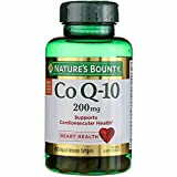 Nature's Bounty Co Q-10 200 mg Rapid Release Softgels...