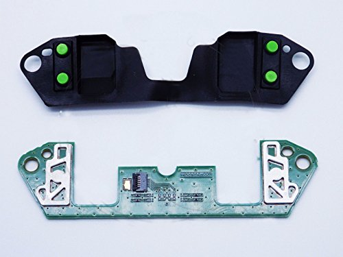 Power Switch PCB Board &Silicone Rubber Conductive Pad for Xbox one Elite Controller P1 P2 P3 P4 Paddles