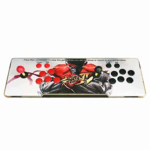 BBZZ Consolas de juegos - Pandora Game Box 1280x720 Full HD 4 jugadores Max Arcade Machine con 3650 juegos con salida de audio HDMI/VGA/USB/AUX