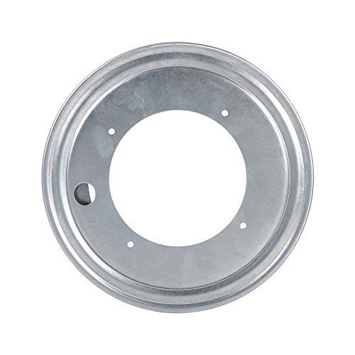 Robuste Drehplatte, 360° drehbar, Stahl-Kugellager, für Küchenschrank, runde Form, 4Variationen, stahl, 8