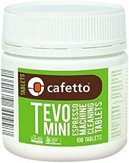 Tevo Mini/Espresso Machine Cleaning Tablets - 100 tablets