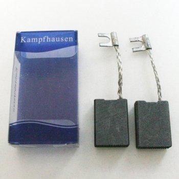 Kohlebürsten 6.3x16x22 mm für Bosch GSH 27,USH 27,GOF 1600,PWS 1600