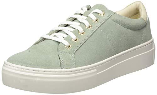 Vagabond Damen Zoe Platform Sneaker, Grün (Dusty Mint 66), 39 EU
