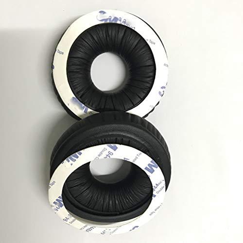 Almohadillas para Auriculares Almohadillas de Auriculares Almohadillas de Repuesto para Auriculares Sony MDR-XB650BT XB550AP XB450AP (Negro)