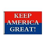 トランプ大統領を支持する3x5フィート総選挙旗