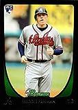 2011 Bowman Baseball #205 Freddie Freeman Rookie Card. rookie card picture