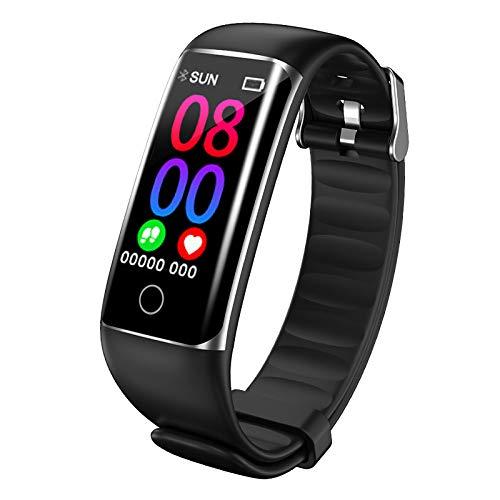 M9 Unisex Smartwatch Smart Armbänder Bluetooth Wasserdichtes Touchscreen-Thermometer Trainingsprotokoll Gesundheits-Schrittzähler Anruferinnerung Aktivitäts-Tracker Schlaf-Tracker Sitzende Erinnerung