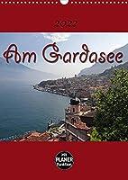 Am Gardasee (Wandkalender 2022 DIN A3 hoch): Impressionen vom Gardasee (Planer, 14 Seiten )