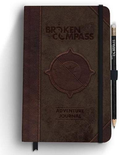 Broken Compass. Adventure Journal. Ediz. Italiana. Con Prodotti vari
