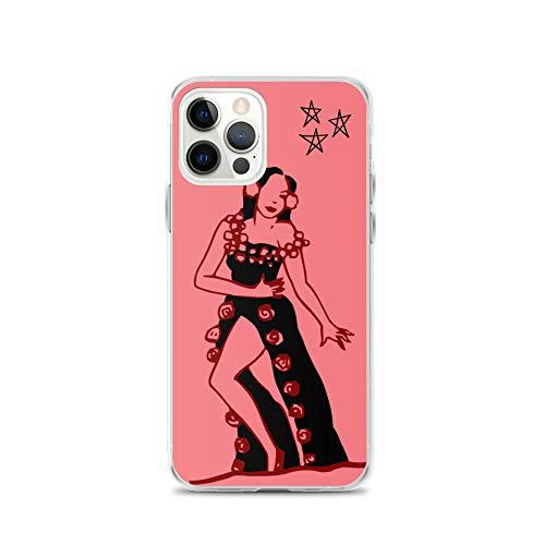 Funda iPhone Flamenca en Rosa- iPhone 12 Pro