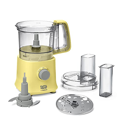 Tasty by Cuisinart Mini Processor, Yellow, 4 cup