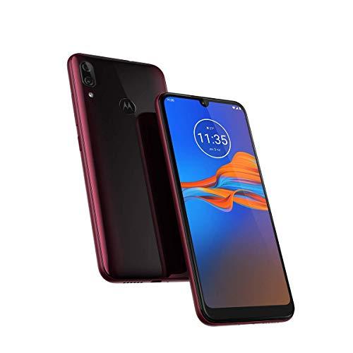 Smartphone Motorola Moto E6 Plus 64Gb Rubi, Motorola, Moto E6 Plus XT2025-1, 64 GB, 6.1'', Rubi